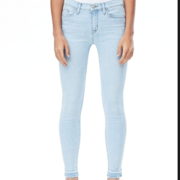 92a039a423c Hudson Jeans Nico Midrise Super Skinny Denim 31 NWT